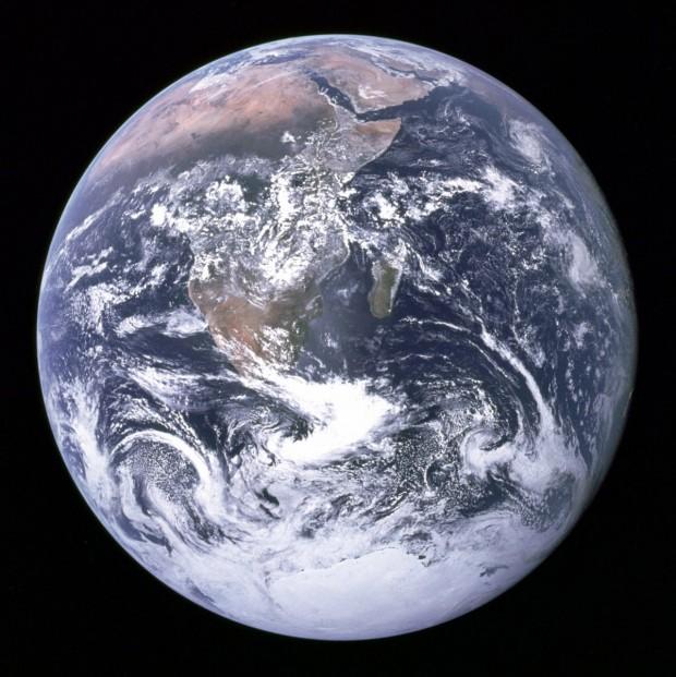 بهترین تصاویر زمین از فضا