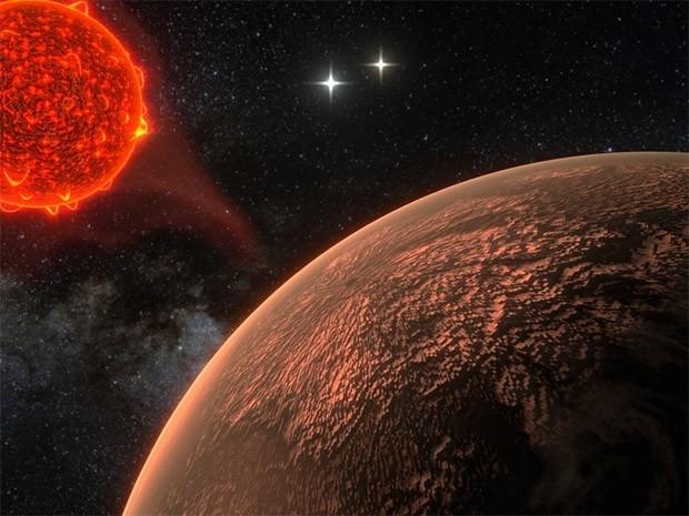 کشف اتمسفر مشابه زمین