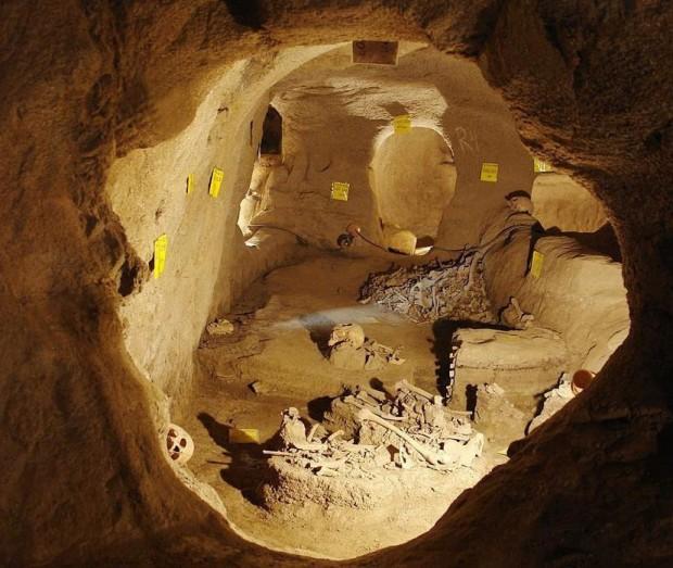 شهر زیرزمینی 2000 ساله