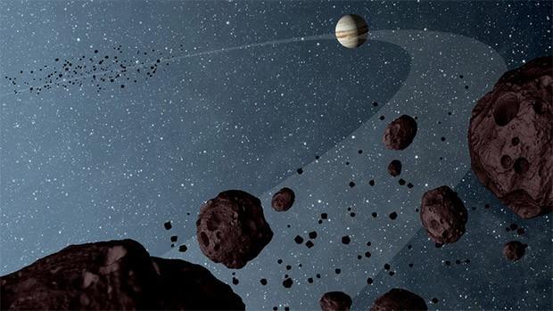 سیاره باستانی