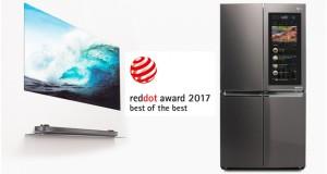 جایزه بهترین بهترین های جشنواره Red Dot