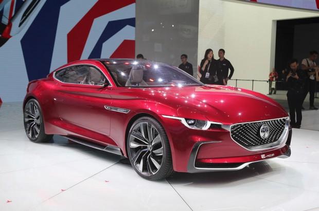 نمایشگاه خودرو شانگهای 2017