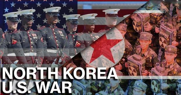 مقایسه قدرت نظامی آمریکا و کره شمالی