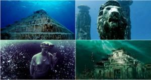 شهر گمشده باستانی
