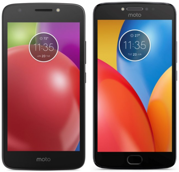 افشای تصویری جدید از دو گوشی موتو ای 4 و موتو ای 4 پلاس