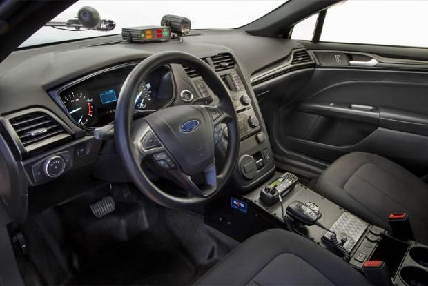 اولین خودروی هیبرید پلیس