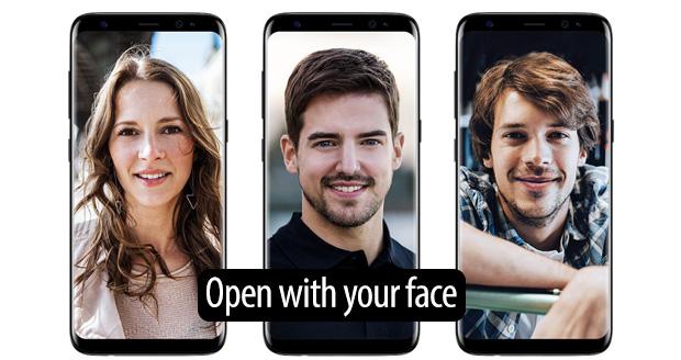تشخیص چهره گل ی اس 8