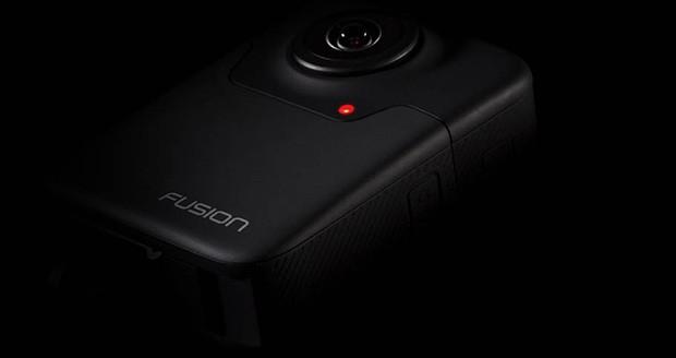 دوربین 360 درجه ای GoPro فیوژن رسما معرفی شد