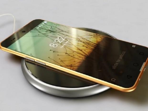 شارژ بی سیم آیفون 8 اپل