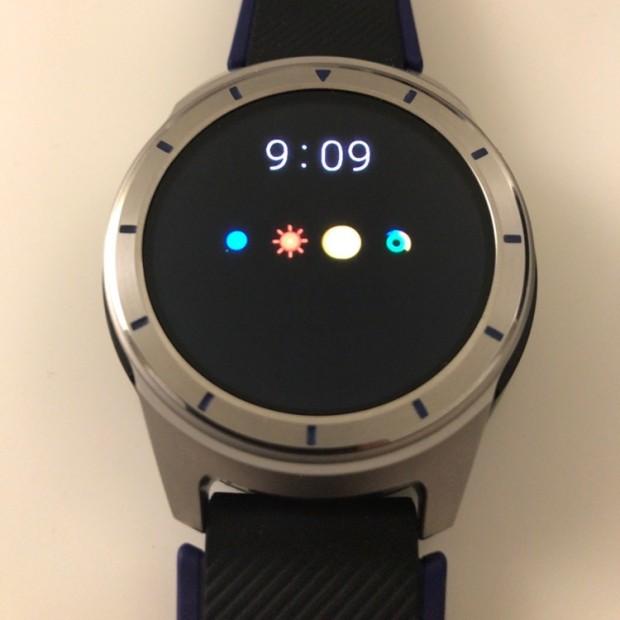 ساعت هوشمند زد تی ای کوارتز