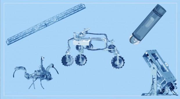 کاوش سطوح یخی قمرها و سیارات با جدیدترین نمونه های اولیه رباتیک ناسا