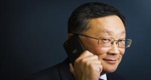 جان چن ماموریت دگرگونی بلک بری را با موفقیت به پایان رساند