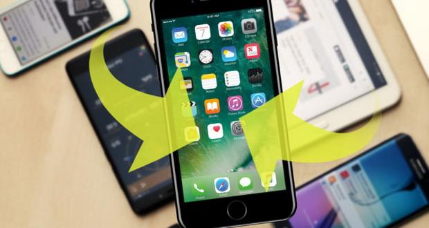 آموزش قدم به قدم انتقال اطلاعات از گوشی قدیمی به آیفون جدید