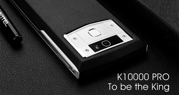 گوشی اوکیتل K10000 پرو با باتری قدرتمند در راه است
