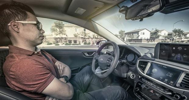 بزرگترین مرکز آزمایش اتومبیل های خودران