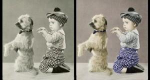 تبدیل تصاویر سیاه و سفید به رنگی با استفاده از هوش مصنوعی