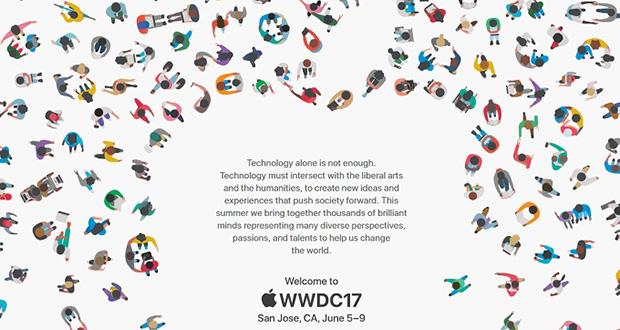 پخش زنده مراسم WWDC 2017 اپل