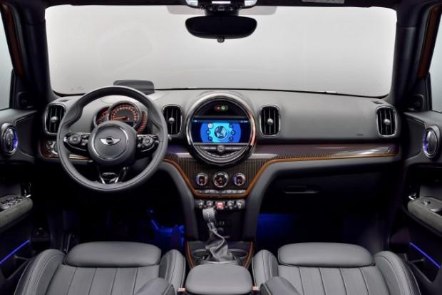 بهترین طراحی داخلی خودرو در سال 2017