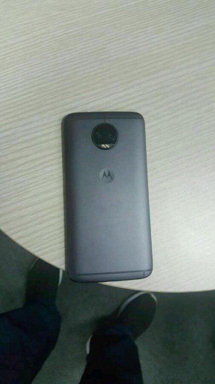 گوشی موتو جی 5 اس پلاس در دنیای واقعی دیده شد