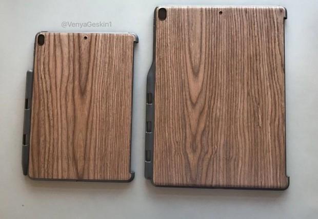 رندرهایی از دو مدل آیپد پرو جدید اپل