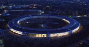 مقر جدید شرکت اپل