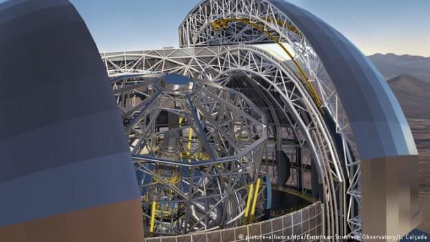 سوپر تلسکوپ ELT