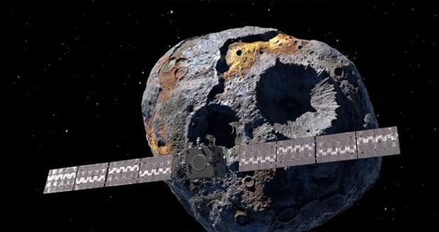 سیارک 16Psyche