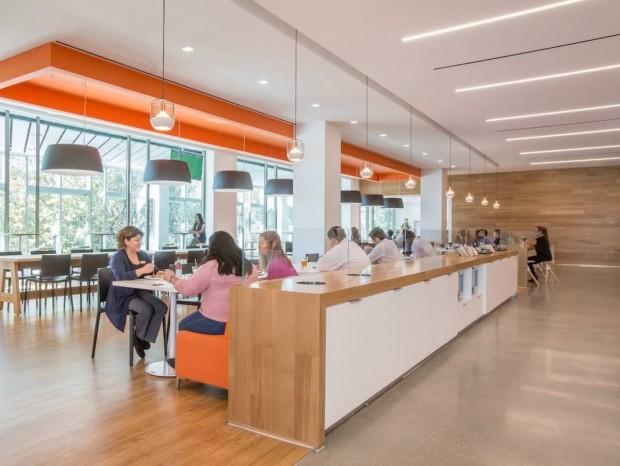 تصاویری شگفتانگیز از محیط کاری دفتر مرکزی ادوبی (Adobe)