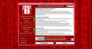 مقابله با باج افزار WannaCry