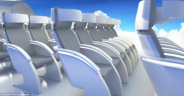 هواپیماهای مسافربری آینده