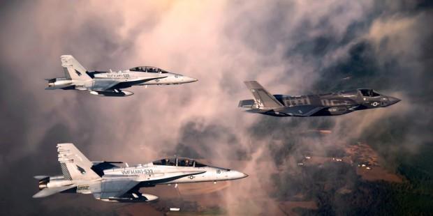 تاثیر روانی مخرب جنگنده رادارگریز بر روی دشمن از زبان یک خلبان F-35