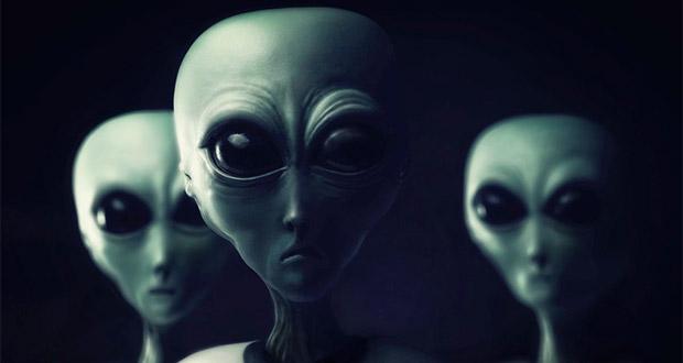 موجودات فضایی