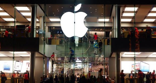 ارزش شرکت اپل