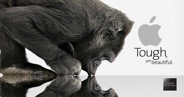 شرکت Corning and Gorilla