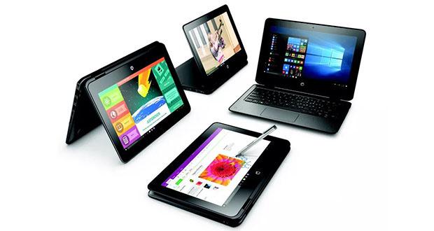 لپ تاپ های جدید اچ پی و ایسر