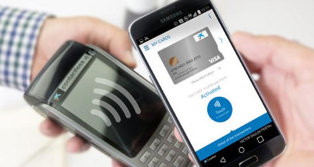 استفاده از موبایل به جای کارت بانکی