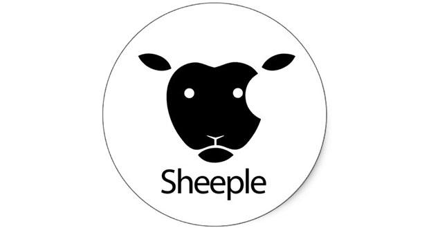 کلمه Sheeple