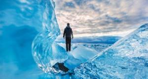 احتمال شیوع ویروس های غول آسای باستانی با آب شدن یخهای قطب شمال