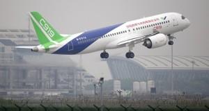 نخستین هواپیمای چینی