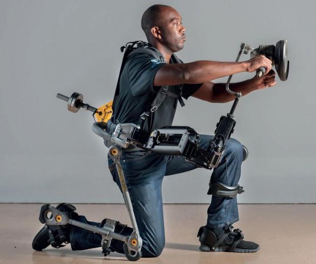 اسکلت رباتیک خارجی