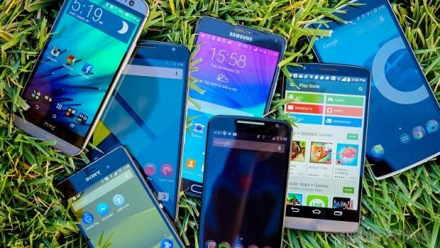 بهترین گوشی های هوشمند