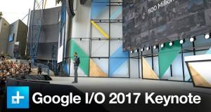 نطق اصلی کنفرانس گوگل IO 2017