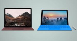 مقایسه سرفیس لپ تاپ با سرفیس پرو 4 مایکروسافت