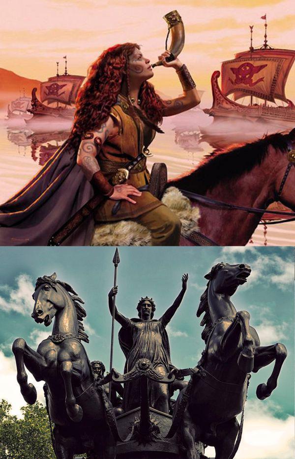 بودیکا (Boudica)