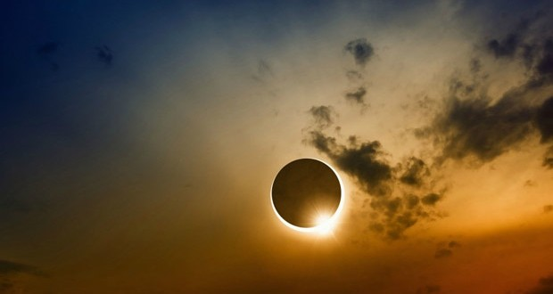 خورشید گرفتگی کامل سال 2017