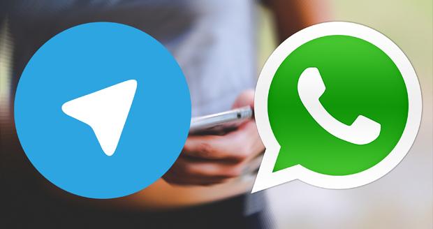 تلگرام در روسیه