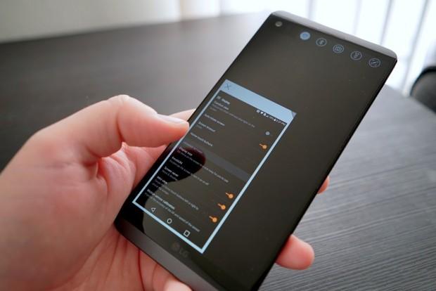 آپدیت گوشی های موبایل ال جی در سال 2017
