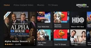 آمازون پرایم ویدیو در اپل تی وی