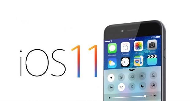 آی او اس 11 (iOS 11)