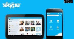 اسکایپ 8.0 برای اندروید